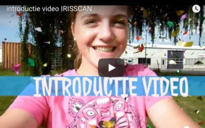 IrisScan | Dit is Iris