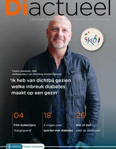 Paskal Jakobsen van Blof over Suikerlijers