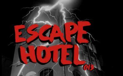 Escape Hotel 013 : kun jij ontsnappen?